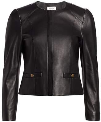 Coach 1941 Feminine Leather Jacket