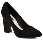 by Farylrobin Women's by Farylrobin Stella Block Heel Almond Toe Pumps
