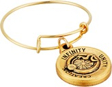 Alex and Ani Ouroboros Ring