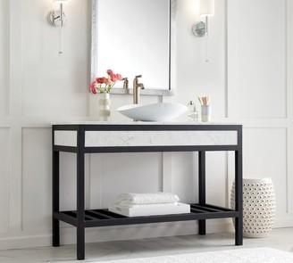 "Pottery Barn Della 48"" Single Sink Vanity"