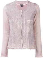 Avant Toi Pepe Rosa jacket - women - Cotton/Linen/Flax/Polyamide - M