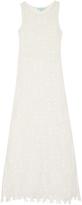 Melissa Odabash Jamie floral-lace maxi dress