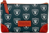 Dooney & Bourke NFL Raiders Cosmetic Case