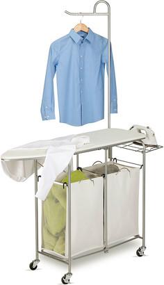 Honey-Can-Do Folding Ironing Laundry Center & Valet
