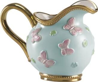 Villari Blooming Butterfly Cream Jug