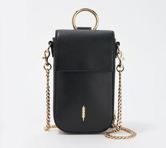 THACKER Leather Phone Case Crossbody - Farrow