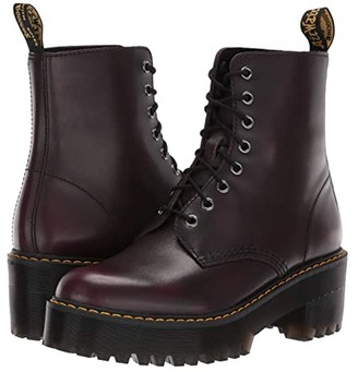 Dr. Martens Shriver Hi Sanguine (Black Wyoming) Women's Boots