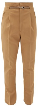 Toga High-waist Tailored Trousers - Beige