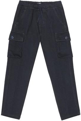 Il Gufo Cotton-blend trackpants