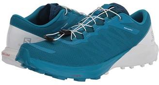 Salomon Sense Pro 4 (Fjord Blue/White/Icy Morn) Men's Shoes