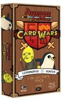 Cryptozoic Adventure Time Lemongrab vs Gunter Card Wars Collector's Pack