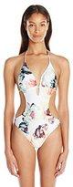 Pilyq Women's Summer Fleur Claire One-Piece Swimsuit
