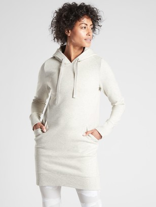 Athleta Triumph Hoodie Sweatshirt Dress