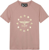 Boy London Eagle star cotton T-shirt 3-12 years