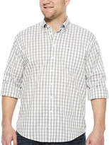 Dockers On the Go Long-Sleeve Dress Shirt - Big & Tall