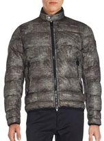 Diesel Long Sleeve Puffer Jacket