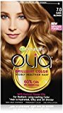 Garnier Olia Oil Powered Permanent Hair Color, 7.0 Dark Blonde (Packaging May Vary)