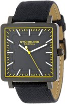 Stuhrling Original Men's 909.335OB1 Classic Ascot Saratoga Sport Swiss Quartz Ultra Slim Watch
