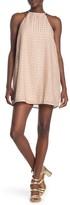 Show Me Your Mumu Gomez Mini Sequin Halter Dress