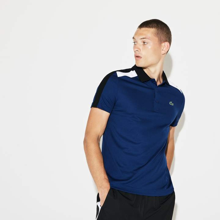 6d9418254d Navy Mens Lacoste Polo Shirts - ShopStyle