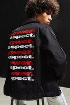 Urban Outfitters Juice X 2Pac Power Respect Deck Jacket