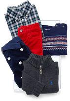 Ralph Lauren Shirt & Pant Gift Set