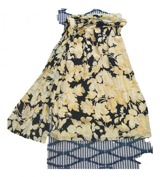 Stine Goya Yellow Silk Skirts