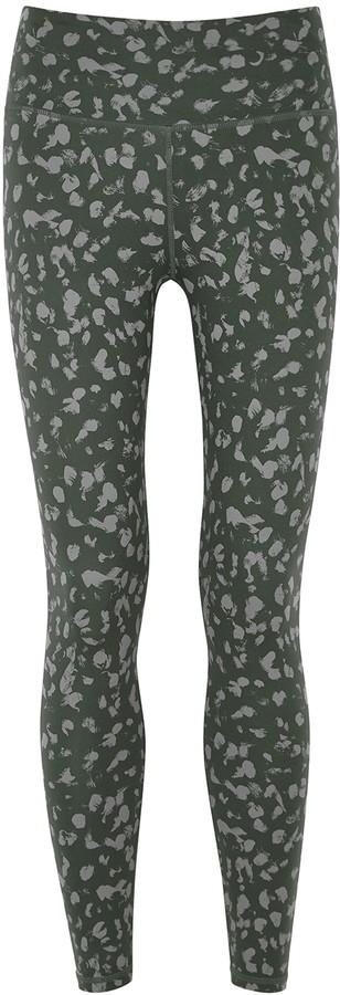 Varley Century Printed Cropped Leggings
