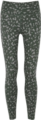 Varley Century Printed Cropped Leggings