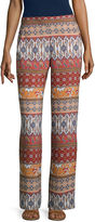 BY AND BY by&by Stripe Palazzo Pants-Juniors