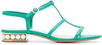 Nicholas Kirkwood CASATI strap sandals 25mm