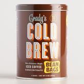 Grady's Cold Brew Bean Bag Can