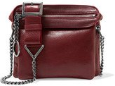 Jimmy Choo Mardy Textured-Leather Shoulder Bag