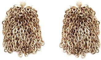 J.W.Anderson Chain Clip Earrings