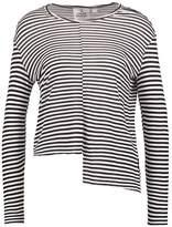 Cheap Monday STRIPE Long sleeved top black/white