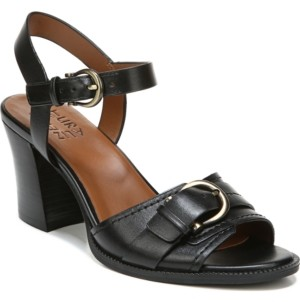 Naturalizer Malika Ankle Strap Sandals Women's Shoes