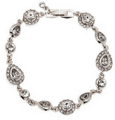 Givenchy Silver-Tone Chase Bracelet
