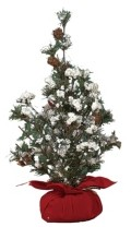 Transpac Trans Pac Small Tree in Gift Bag w/Berries