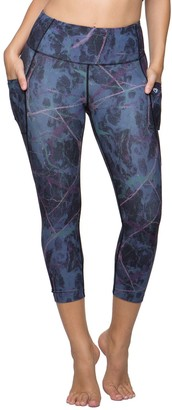 Colosseum Women's Allure Capri Leggings