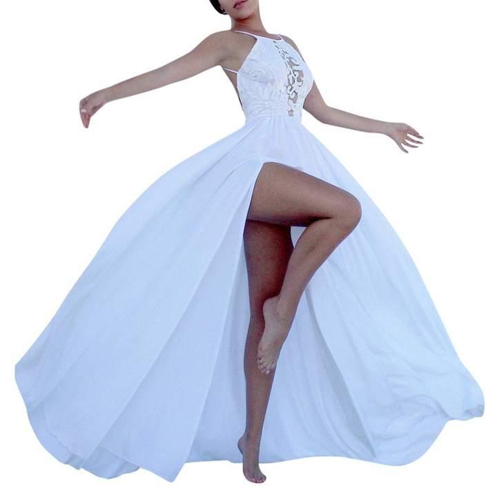 f1e32bebaa9 White Beach Dress Wedding - ShopStyle Canada