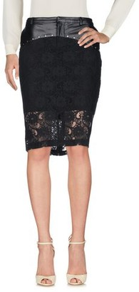 GUESS Knee length skirt