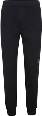 C.P. Company Side Buttoned Pocket Detail Track Pants