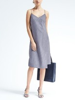 Banana Republic Cascade Slipdress