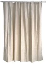 Threshold Shower Curtain - Metallic Gold Print