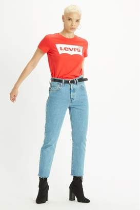 Levi's Womens Batwing T-Shirt - Red
