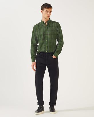 Jigsaw Stretch Selvedge Slim Jeans