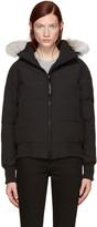 Canada Goose Black Down Savona Jacket