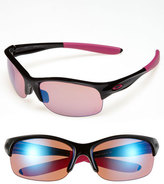 Oakley Women's 'Commit Sq - Breast Cancer Awareness Edition' 62Mm Sunglasses - Polished Black