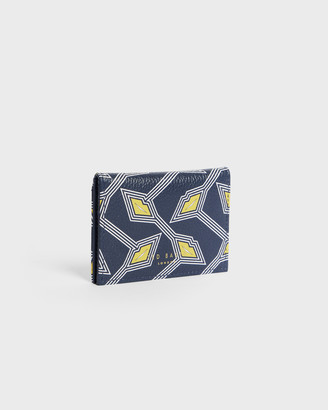 Ted Baker SOFIEY Lip poppered oyster card holder
