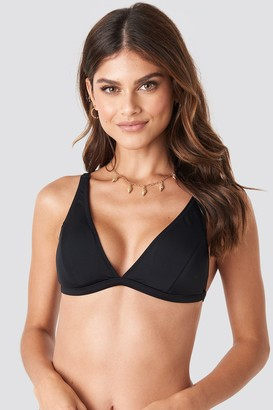 Trendyol Long Triangle Bikini Top